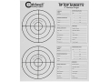 Product detail of Caldwell Tip Top Target 4&quot; Bullseye Package of 25