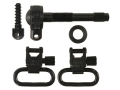 "Product detail of Uncle Mike's Quick Detachable Sling Swivel Set Remington 7400, (Model) Four 1"" Black"