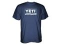 Yeti Billboard T-Shirt Short Sleeve Cotton and Polyester