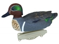 Flambeau Storm Front Weighted Keel Green Wing Teal Duck Decoys Pack of 6