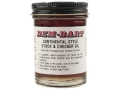 Dem-Bart Continental-Style Stock and Checkering Oil 2 oz