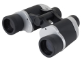 Product detail of Barska Focus Free Binocular 7x 35mm Porro Prism Silver and Black