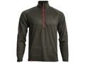 Core4Element Men's Pivot 1/4 Zip Lightweight Shirt Long Sleeve Polyester