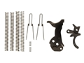 Power Custom Montado Hammer and Trigger Kit with Wolf Spring Kit Ruger Single Action Bisley