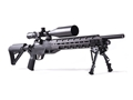 Benjamin Armada Magpul Edition Bolt Action Air Rifle 22 Caliber Pellet Black Synthetic Stock Matte Barrel with CenterPoint Scope 4-16x 56mm Matte