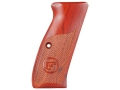 CZ Grips CZ 75, 85 Half Checkered Cocobolo