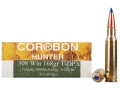 Cor-Bon DPX Hunter Ammunition 308 Winchester 168 Grain Tipped DPX Lead-Free Box of 20