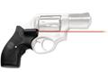 Crimson Trace Lasergrips Ruger SP101 Black