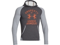 Under Armour Men's Established Hooded Sweatshirt Cotton and Polyester Blend