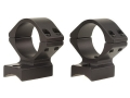 Talley Lightweight 2-Piece Scope Mounts with Integral 1&quot; Rings Kimber 84 (8x 40 Screws) Matte Low