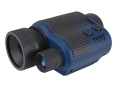 Bushnell Night Watch 1st Generation Night Vision Monocular 2x 24mm Waterproof Rubber Armored Blue and Black