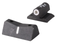"XS Express Sight Set Colt 1911 5"" with Standard Rear Sight Steel Matte Tritium Standard Dot Front"