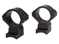 Talley Lightweight 2-Piece Scope Mounts with Integral Rings Weatherby Vanguard Matte