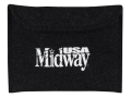 MidwayUSA Silicone Impregnated Pocket Pistol Case Polyester Dark Gray