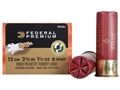 Federal Premium Mag-Shok Turkey Ammunition 12 Gauge 2-3/4&quot; 1-1/2 oz #6 Copper Plated Shot High Velocity Box of 10