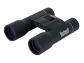 Bushnell Powerview Binocular 10x 32mm Roof Prism Rubber Armored Black