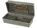 "MTM Shotshell Box with Handle 20 Gauge 2-3/4"", 3"" 50-Round Plastic Camo"