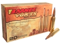 Barnes VOR-TX Ammunition 338 Lapua Magnum 280 Grain LRX Boat Tail Box of 20