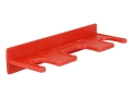 Downrange 3 Gun Magnetic Rack Polymer Red