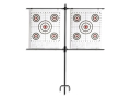 Do-All Simple Shot Paper Target Hanger Portable Target Stand Steel