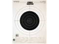 Champion Score Keeper 100 Yard Small Bore Rifle Target 14&quot; x 18&quot; Paper Package of 12