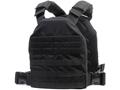 US Palm SAP-C Series Soft Body Armor Level IV Front and Back Panels 500D Cordura Nylon Black