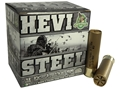 "Hevi-Shot Hevi-Steel Waterfowl Ammunition 12 Gauge 3-1/2"" 1-3/8 oz #3 Non-Toxic Shot"
