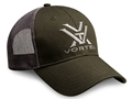 Vortex Optics Mesh Back Logo Cap Polyester OD Green/Grey