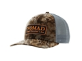 NOMAD Men's Trucker Patch Cap Polyester Kryptek Banshee Camo One Size Fits All