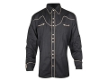 Product detail of Scully Tom Horn Shirt Long Sleeve Cotton