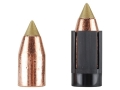 Harvester Muzzleloading Scorpion Bullets 50 Caliber Sabot with 45 Caliber 300 Grain Polymer Tip Flat Base Box of 12