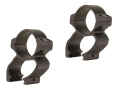 Ironsighter 30mm See-Thru Weaver-Style Rings Matte