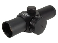 ADCO E-Dot Red Dot Sight 25mm Tube 1x 3 MOA Dot with Weaver-Style Rings Matte