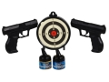 Walther P99 Duelers Airsoft Action Target Kit