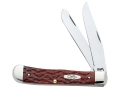 Case Trapper Folding Knife Clip and Spey Blades