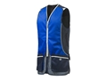 Beretta Men's Silver Pigeon Shooting Vest Ambidextrous Polyester and Cotton