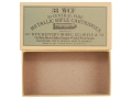 Cheyenne Pioneer Cartridge Box 38-40 WCF Chipboard Package of 5