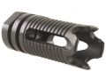Product detail of DPMS Flash Hider Panther 1/2&quot;-28 Thread AR-15 Matte