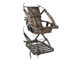 Summit Viper SD Climbing Treestand Aluminum Realtree AP Camo