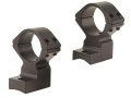 "Talley Lightweight 2-Piece Scope Mounts with Integral 1"" Rings Winchester 70 Post-64 Matte Extra-High"