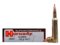 Hornady SUPERFORMANCE Ammunition 6.5x55mm Swedish Mauser 140 Grain SST Box of 20