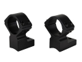 "Talley Lightweight 2-Piece Scope Mounts with Integral 1"" Extended Front Winchester 70 Post-64 Matte Extra-High"
