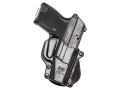 Fobus Paddle Holster Right Hand Kel-Tec P11 9mm, 40 Polymer Black