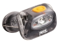 Petzl Zipka Plus 2 Headlamp LED with 3 AAA Batteries Polymer Gray