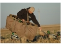 Avery Full Body Duck Decoy Bag 12 Slot Nylon Field Khaki