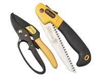 Saws, Shears & Shovels