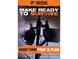 "Panteao ""Make Ready to Survive: Short Term Prep & Plan"" DVD"
