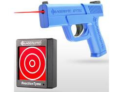 LaserLyte Reaction Tyme Kit Compact Trigger Tyme Laser Pistol and Reaction Tyme Laser Training Ta...
