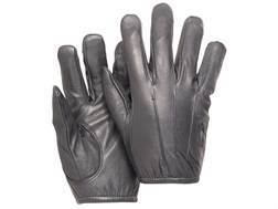 Hatch RFK300 Resister Duty Gloves with Kevlar Liner Leather Black Medium