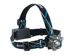 Energizer Lithium Focusing Headlamp LED with 3 AA Batteries Polymer
